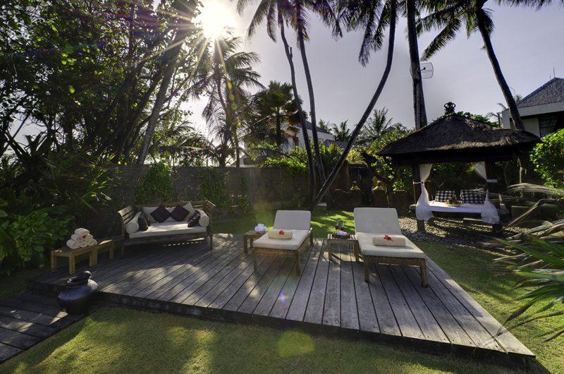 Majapahit Villa Nataraja Outdoor Seating Area | Sanur, Bali
