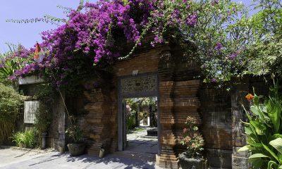 Majapahit Villa Nataraja Entrance | Sanur, Bali