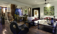 Majapahit Villa Raj Living and Dining Area | Sanur, Bali