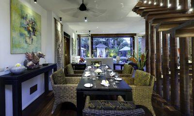 Majapahit Villa Raj Dining Area | Sanur, Bali