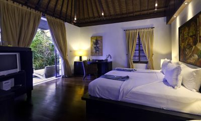 Majapahit Villa Raj Bedroom | Sanur, Bali
