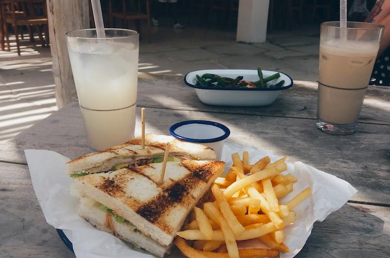 Bali Seminyak Mrs Sippy Food