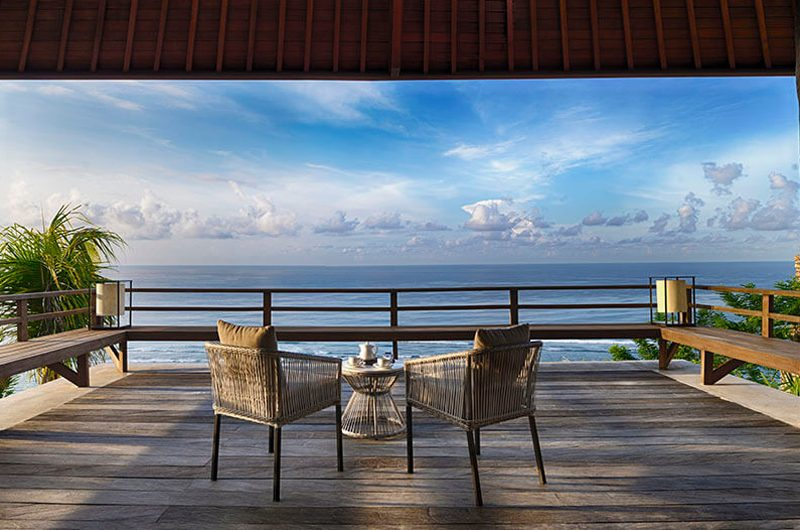 Sohamsa Ocean Estate Villa Hamsa Open Plan Seating Area | Ungasan, Bali