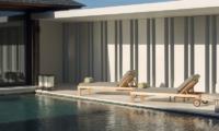 Sohamsa Ocean Estate Villa Hamsa Sun Beds | Ungasan, Bali