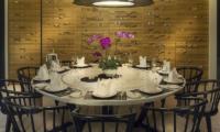 Sohamsa Ocean Estate Villa Hamsa Indoor Dining Area | Ungasan, Bali