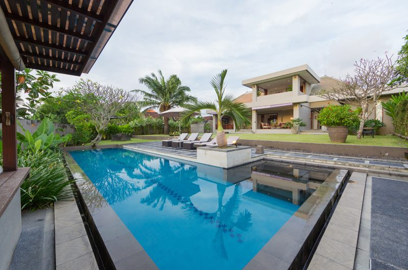 The Uma Villa Swimming Pool | Canggu, Bali