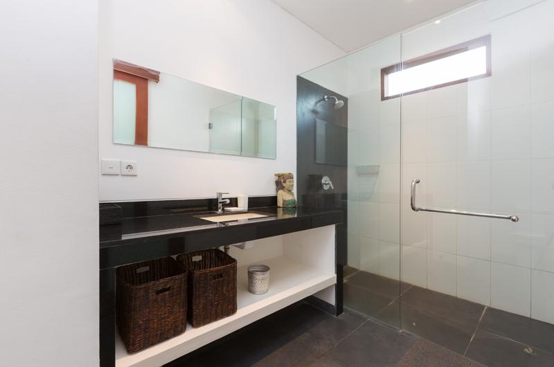 The Uma Villa Bathroom   Canggu, Bali
