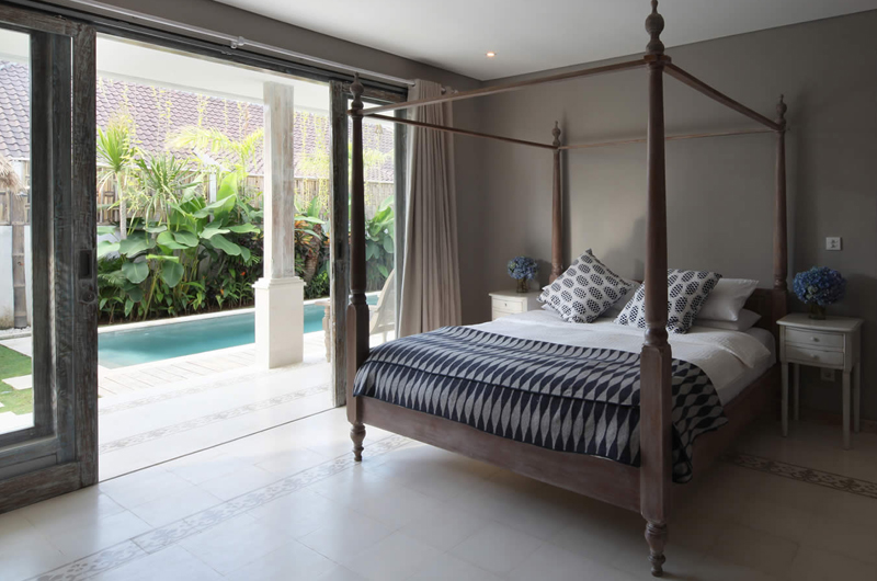Umah Di Desa 2 Bedroom with Pool View | Batubelig, Bali