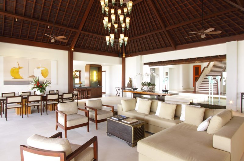 Villa Cahaya Living Area   Ungasan, Bali