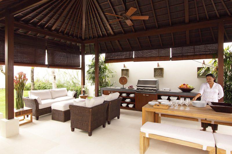 Villa Cahaya Dining Area   Ungasan, Bali