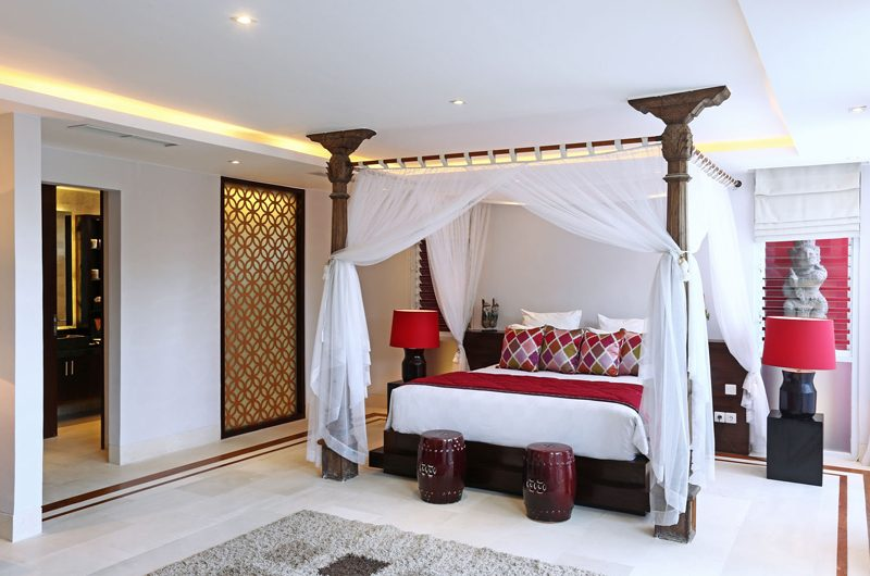 Villa Cahaya Bedroom   Ungasan, Bali