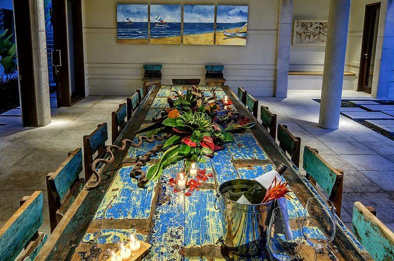 Villa Cantik Pandawa Dining Area | Ungasan, Bali