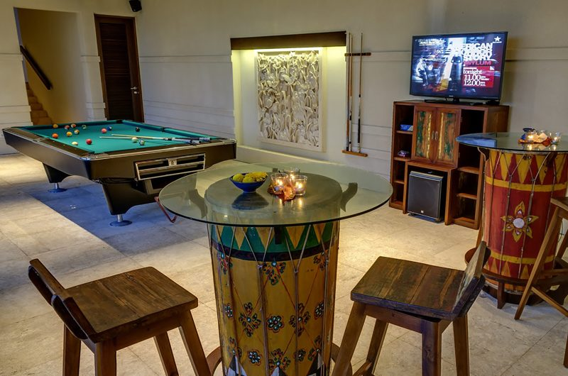 Villa Cantik Pandawa Billiard Table | Ungasan, Bali