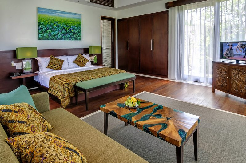 Villa Cantik Pandawa Bedroom with TV | Ungasan, Bali