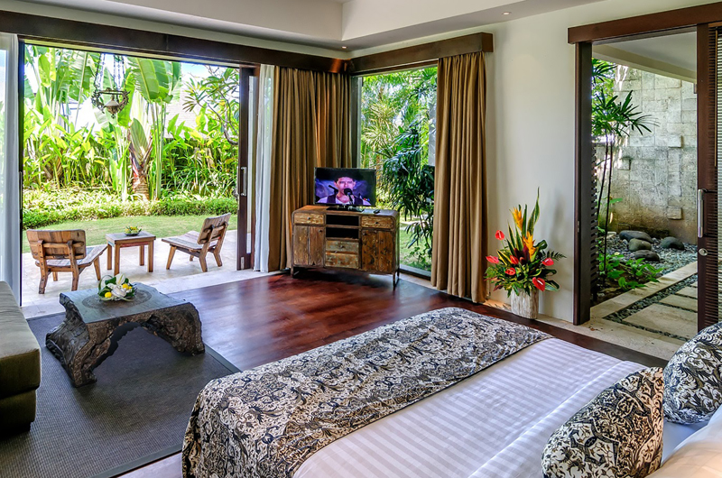 Villa Cantik Pandawa Bedroom View | Ungasan, Bali