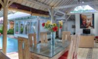 Villa Laksmana Villa Laksmana 1 Dining Area | Bali, Seminyak