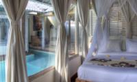 Villa Laksmana Villa Laksmana 1 Pool Side Bedroom | Bali, Seminyak