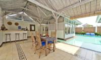 Villa Laksmana Villa Laksmana 2 Dining Area | Bali, Seminyak