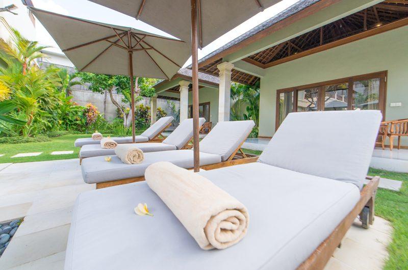 Villa Zanissa Villa Nissa Reclining Sun Loungers   Seminyak, Bali