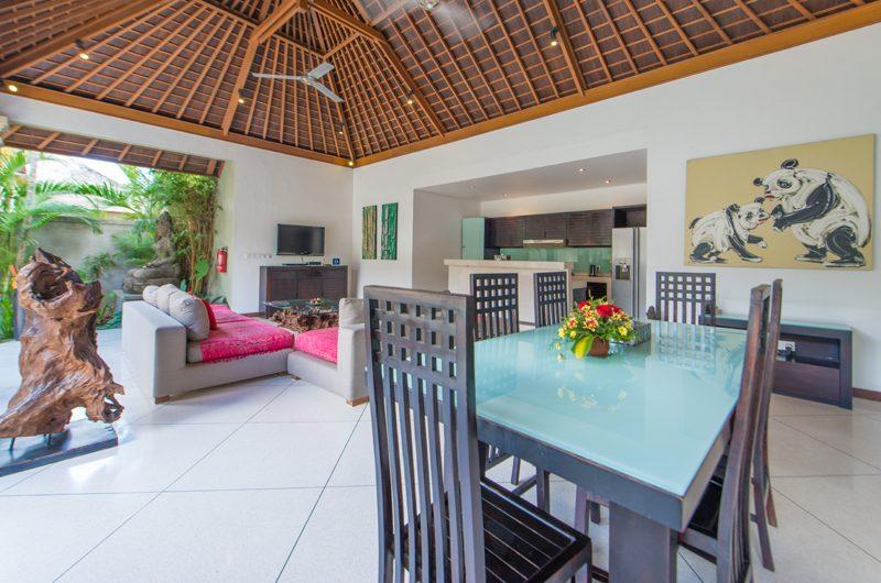 Villa Zanissa Villa Nissa Living and Dining Area   Seminyak, Bali