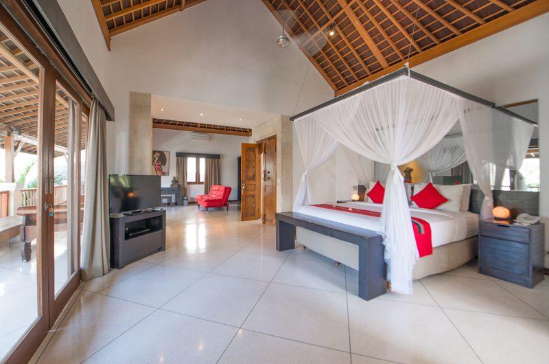 Villa Zanissa Villa Zack Bedroom and Balcony | Seminyak, Bali