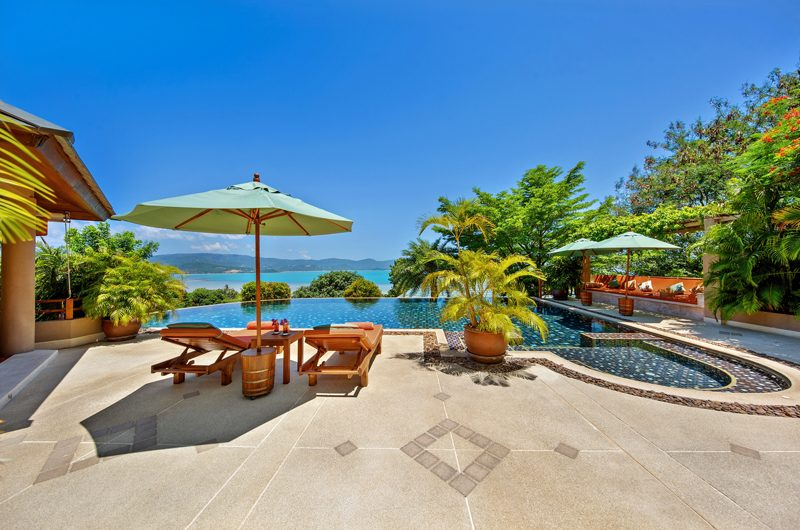 Villa Uno Gardens and Pool | Choeng Mon, Koh Samui