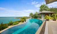 Villa Uno Swimming Pool | Choeng Mon, Koh Samui