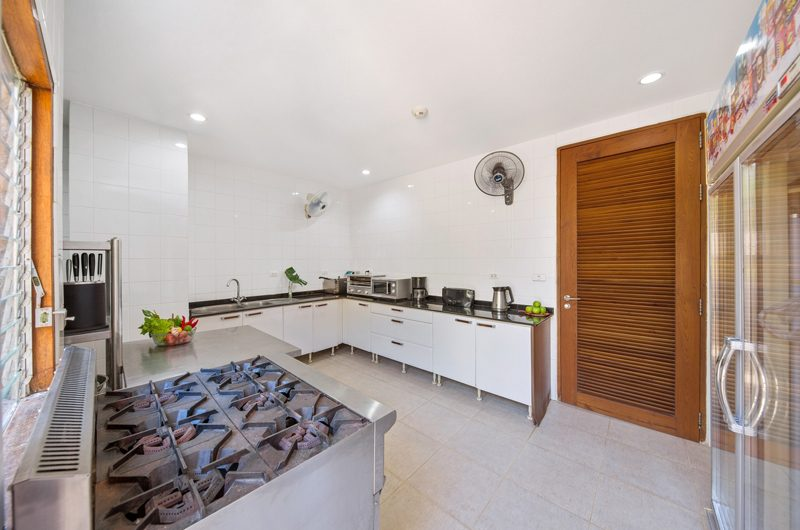 Villa Uno Kitchen | Choeng Mon, Koh Samui