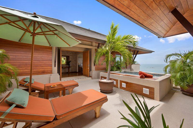 Villa Uno Reclining Sun Loungers | Choeng Mon, Koh Samui