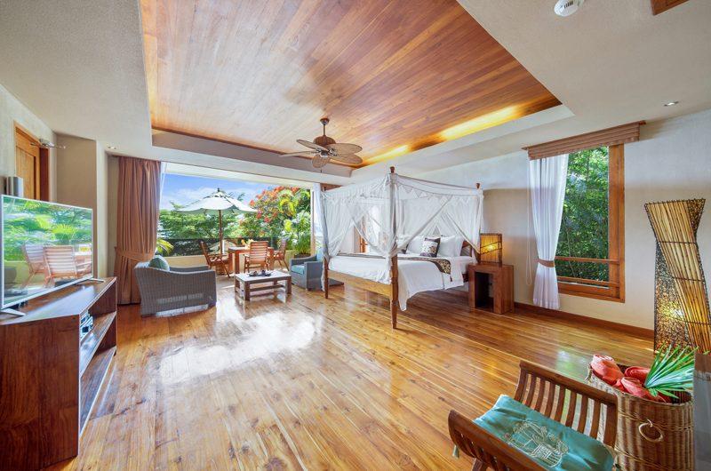 Villa Uno Bedroom View | Choeng Mon, Koh Samui