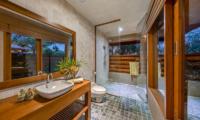 Villa Uno Bathroom One | Choeng Mon, Koh Samui