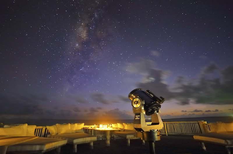 Maldives Soneva Jani Observatory
