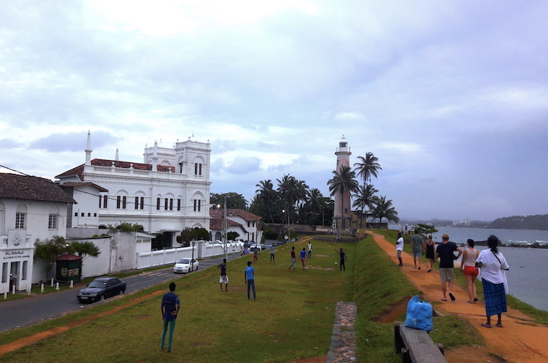 Sri Lanka Galle Fort Lighthouse