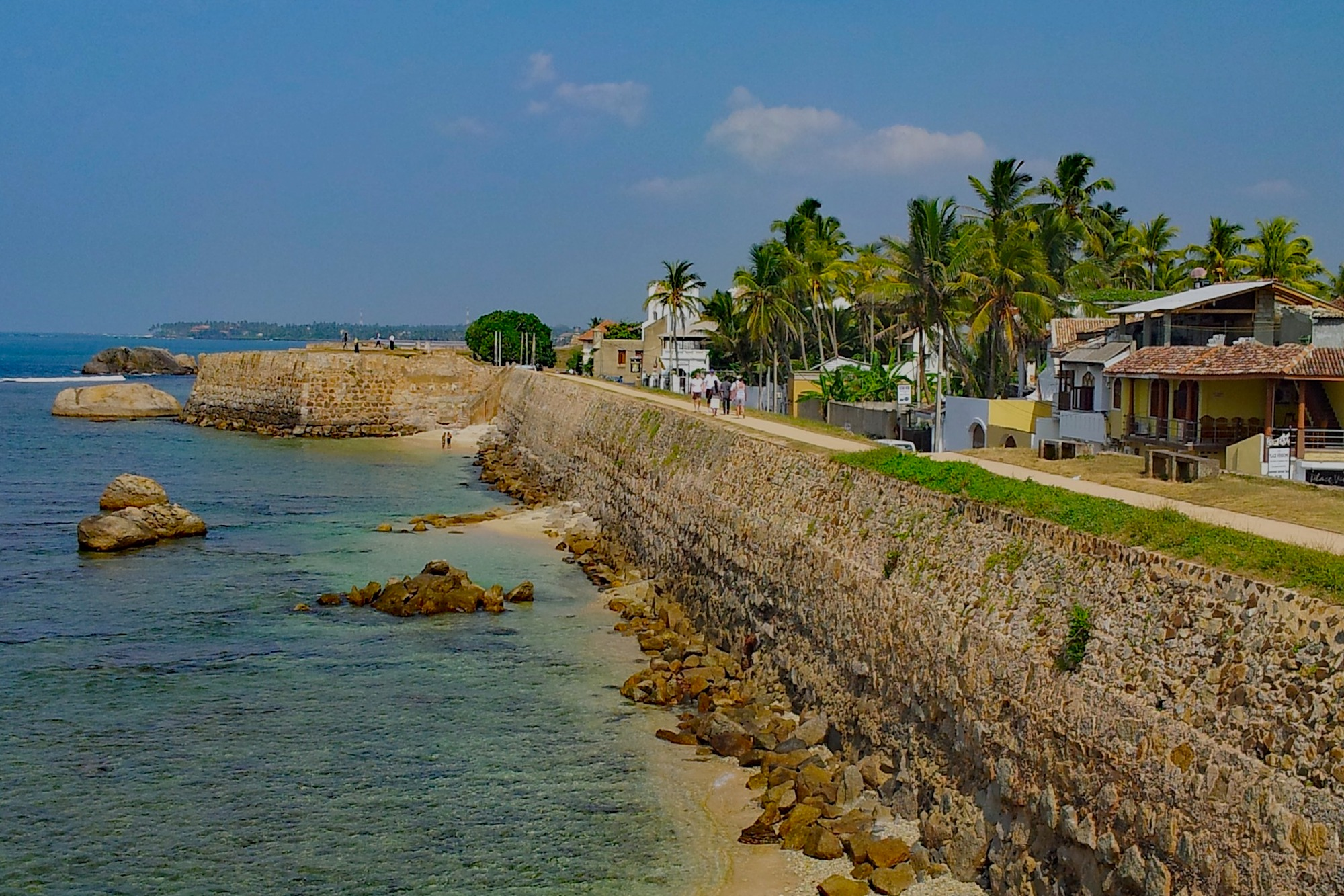 A Day in Galle Fort