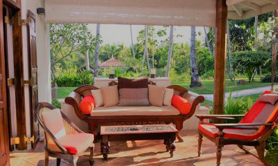 JH Villa Open Plan Lounge Area | Galle, Sri Lanka
