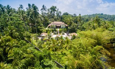 JH Villa Bird's Eye View | Galle, Sri Lanka