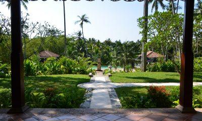 JH Villa Gardens and Pool | Galle, Sri Lanka