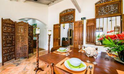 JH Villa Dining Area | Galle, Sri Lanka