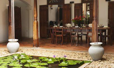 JH Villa Pond Side Dining | Galle, Sri Lanka