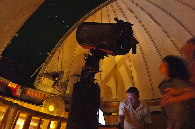 Thailand Soneva Kiri Observatory