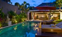 Chandra Villas Chandra Villas 1 Sun Loungers | Seminyak, Bali