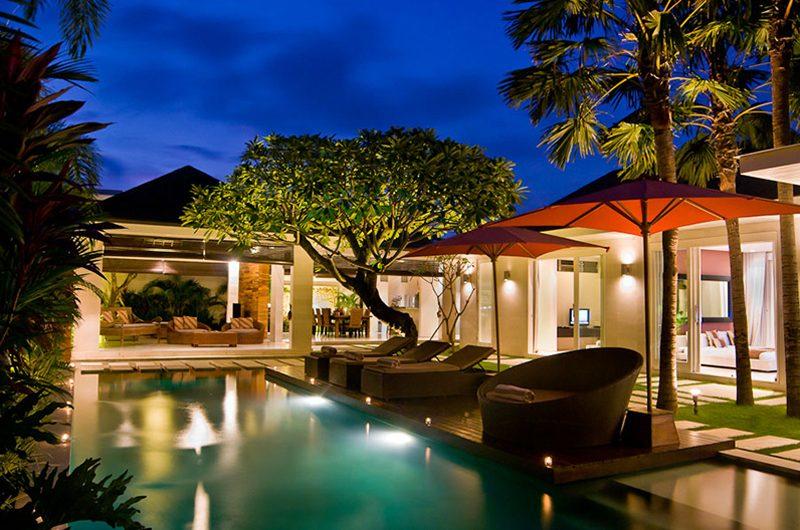 Chandra Villas Chandra Villas 1 Pool   Seminyak, Bali