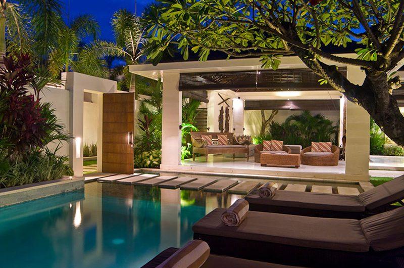 Chandra Villas Chandra Villas 1 Sun Beds   Seminyak, Bali