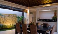 Chandra Villas Chandra Villas 1 Dining Area   Seminyak, Bali