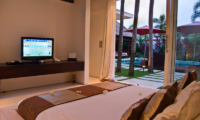 Chandra Villas Chandra Villas 1 Bedroom with Pool View | Seminyak, Bali