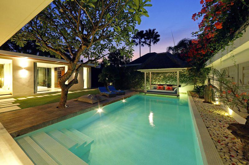 Chandra Villas Chandra Villas 2 Night View | Seminyak, Bali