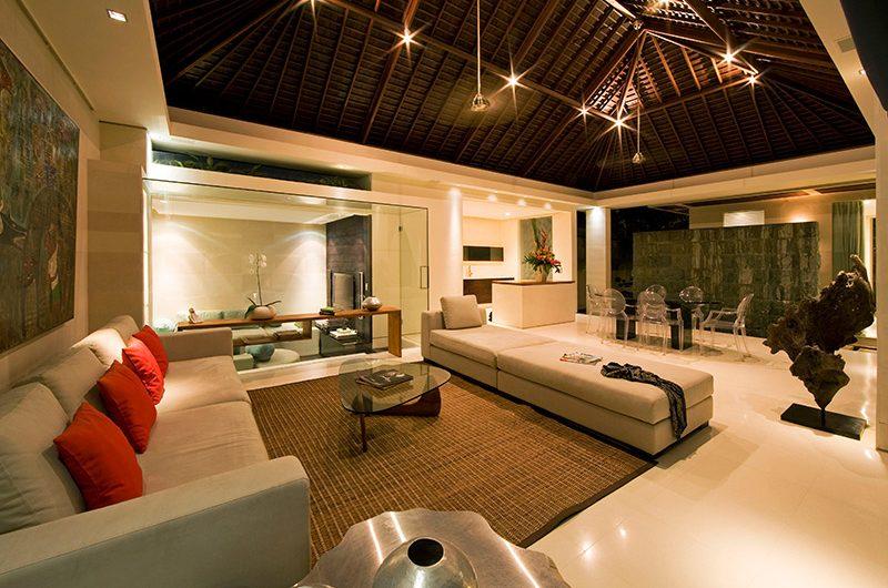 Chandra Villas Chandra Villas 2 Living and Dining Area | Seminyak, Bali