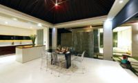 Chandra Villas Chandra Villas 2 Kitchen and Dining Area | Seminyak, Bali