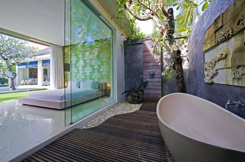 Chandra Villas Chandra Villas 2 Outdooor Bathtub | Seminyak, Bali