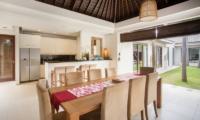 Chandra Villas Chandra Villas 3 Dining Area | Seminyak, Bali
